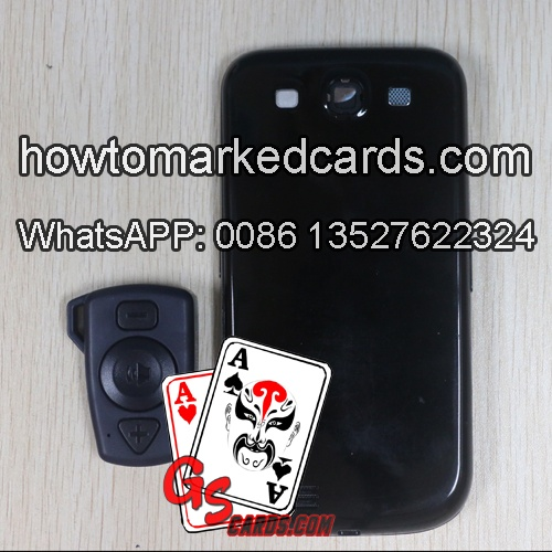 Analisador de scanner de poker